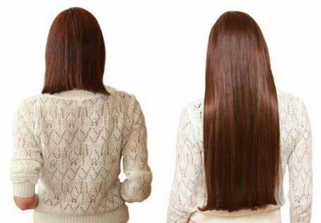Как очень быстро в домашних условиях отрастить волосы