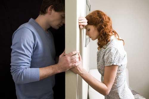 Боль после расставания с любимым