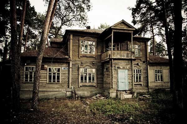 Видеть во сне старый разрушенный дом фото
