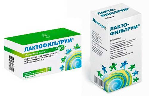 энтеросгель при аллергии на антибиотики