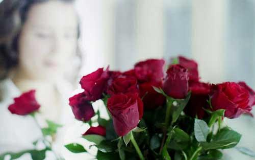 Как выбрать розы свежие
