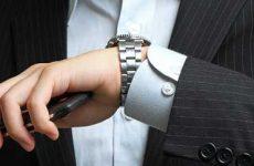 На какой руке носят часы этикет