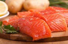 Жирные сорта морской и речной рыбы: список