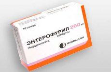 Дешевые аналоги и заменители препарата энтерофурил для детей и взрослых