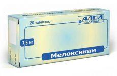 Дешевые аналоги и заменители препарата мелоксикам в таблетках и ампулах