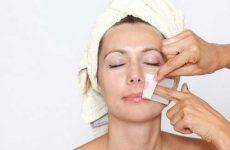 Как избавиться от усов в домашних условиях
