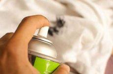 Чем оттереть смолу от сосны с одежды в домашних условиях?