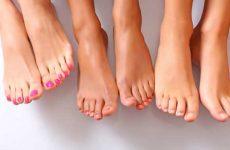 Как быстро избавиться от неприятного запаха ног в домашних условиях?
