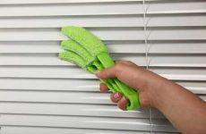 Как правильно снять жалюзи с окна чтобы помыть?