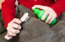 Как правильно почистить натуральную дубленку в домашних условиях?