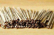 Пошаговое плетение из газетных трубочек