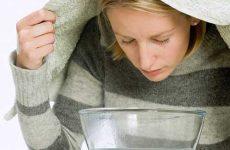 Ингаляция над картошкой при кашле и насморке: как правильно дышать?