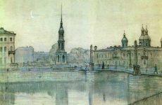 Достоевский: белые ночи — краткое содержание по главам