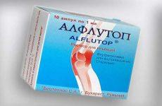 Дешевые аналоги препарата алфлутоп в ампулах и таблетках с ценами