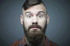 Что значит видеть во сне бороду на лице: черную или рыжую? Все толкования!