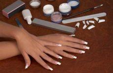 Как быстро нарастить ногти