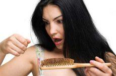 Сильно выпадают волосы причины и лечение