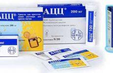 Дешевые аналоги и заменители препарата ацц для детей и взрослых